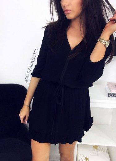 Sukienka POLLY - czarna