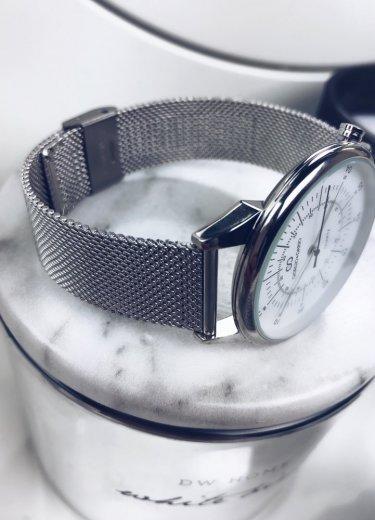 Zegarek CLASSIC srebrny