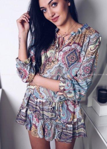 Sukienka ROMA - Boho style
