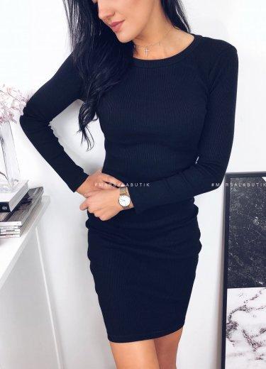 Sukienka KYLIE czarna