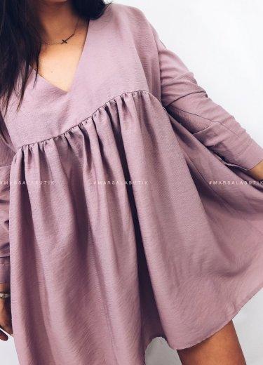 Sukienka PASO long puder