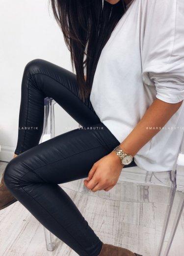 Spodnie COSY woskowane ocieplane