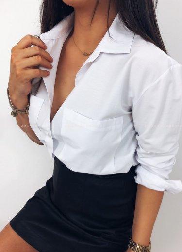 Klasyczna koszula ELEGANT biała