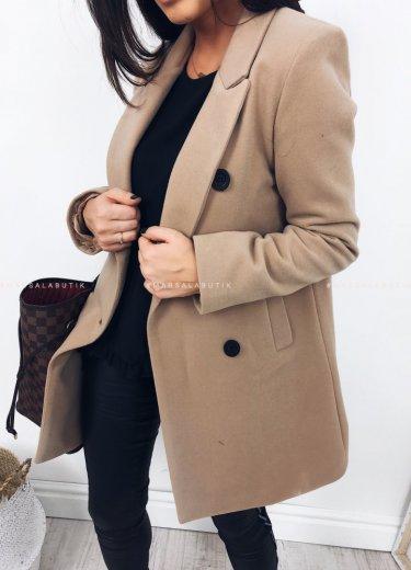 Płaszcz DIVISION beżowy