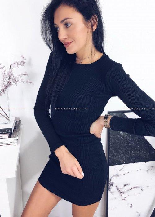 Sukienka KYLIE SHORT czarna