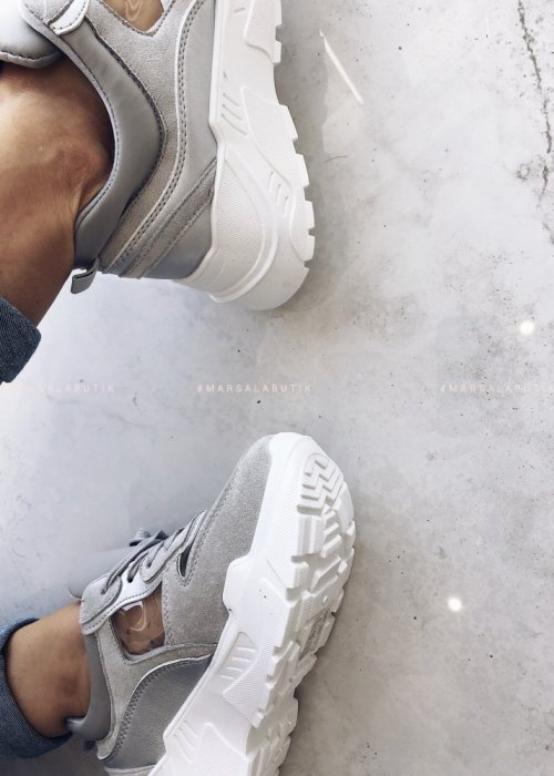 Adidasy POWER grey
