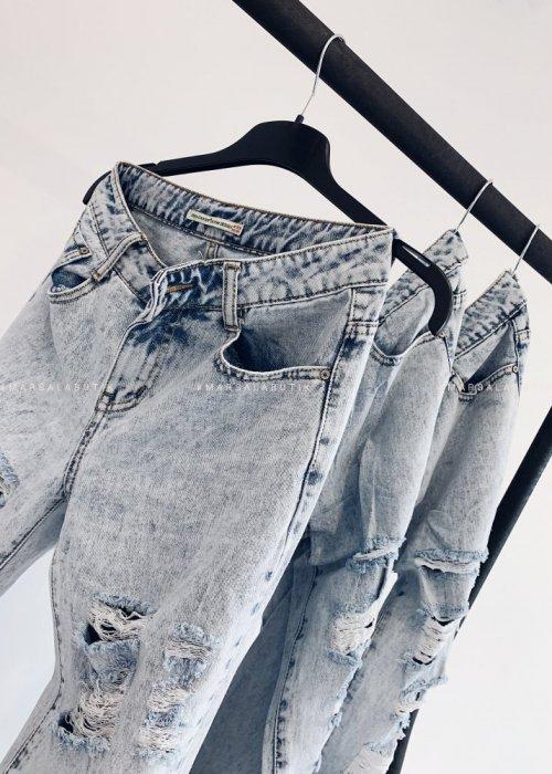 FAME boyfriend jeans