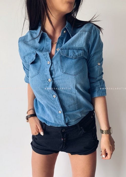 DENIM MISS blouse