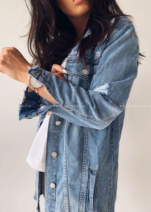 Katana BRADLEY jeansowa