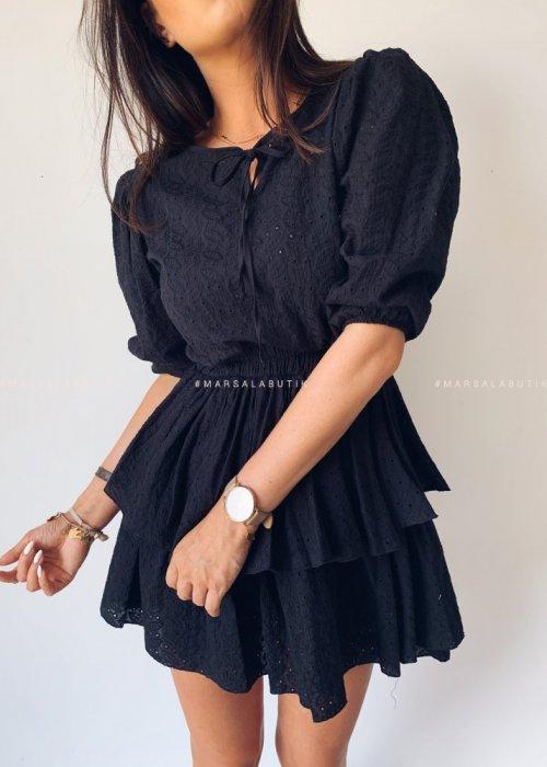 Sukienka NANCY II BY MARSALA czarna