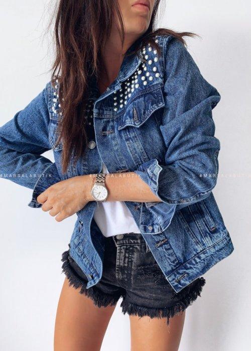Studded jacket PRINCE jeans