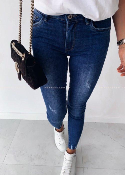 Spodnie jeasnowe POPULAR JEANS