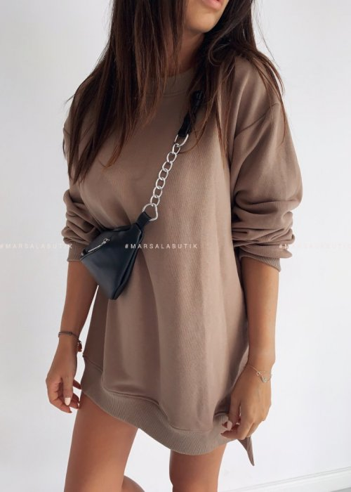 Blouse LONG BY MARSALA beige