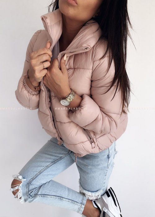 Powder down bomber jacket – SUGAR