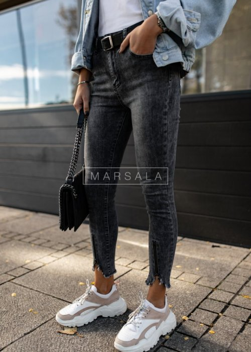 Denim jeans grey GRAY WOLF